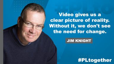 Jim Knight instructional coaching expert video gives you a clear picture of your current reality